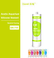 Fish tank silicone sealant
