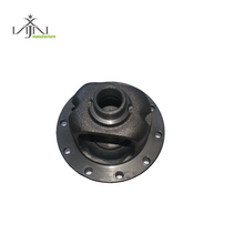 hilux van small rear axle differential case,small differential assy gear parts with box