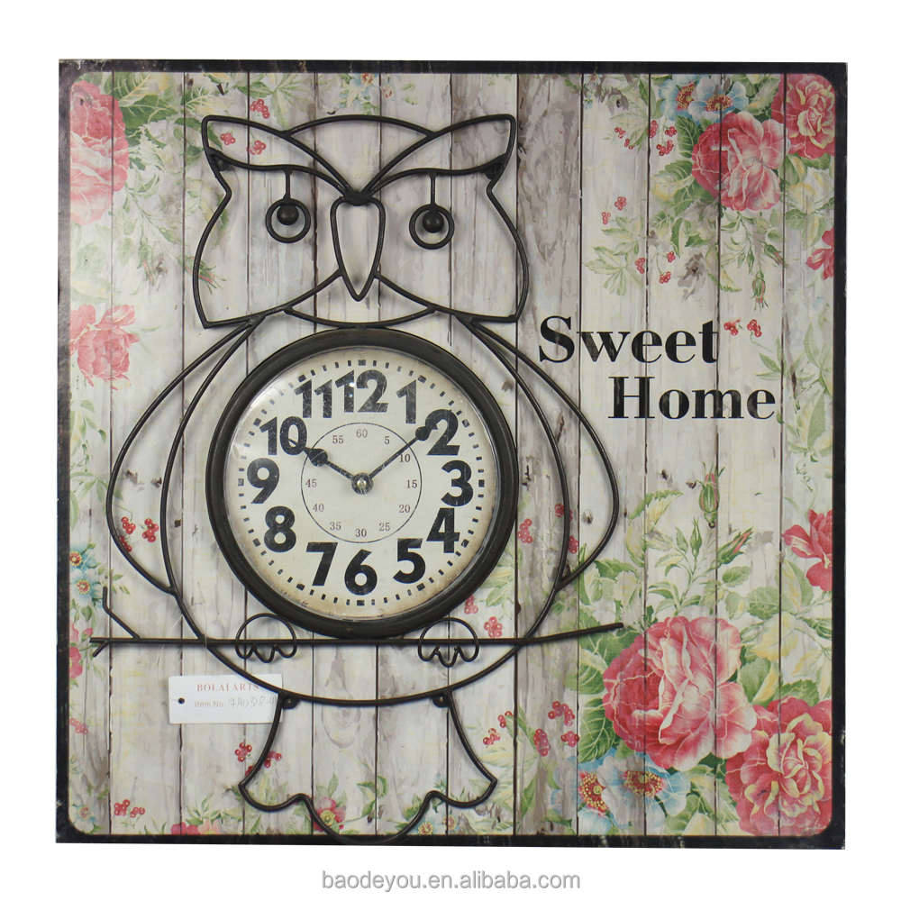Hot selling cuckoo wall clock with great price
