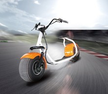 Good quality and design Harley Electric scooter 1000W self balancing electric scooter