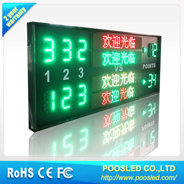 scoreboard tennis \ scoreboard display sign \ scoreboard electronic