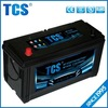 2016 Best Choice korean car battery 12v 100ah car battery MF N100 wholesale ride on battery operated kids baby car