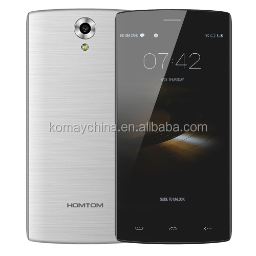 Original HOMTOM HT7 Pro 4g Smartphone 5.5 inch Android 5.1 Mobile Phone 720P Dual SIM Cell Phone Support G-sensor GPS Google