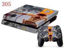 ONE PIECE skin sticker for PS4