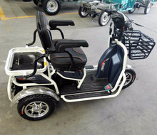 Smart Electric tricycle electric motorcycle for elder and disabled