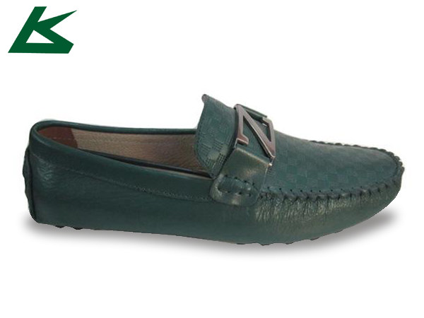 Genuine Leather Moccasin Shoes For Men
