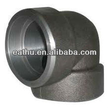 forged high pressure pipe fittings ASTM A105 SW elbow 90