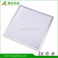 High quality smd 6060 led panel light ceiling lamp slim square 36 watt 600 600mm