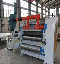 Carton box corrugated cardboard slotter die cutting printing machines