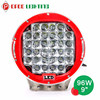 "Hot car led spot light 12v for 4wd suv 4x4 9"" 96w led driving light"