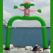 Fashionable sale inflatable air dancer costume,used air dancer,man air dancer blower