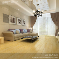 BY wholesale natural bedroom used Strand Woven Bamboo Flooring