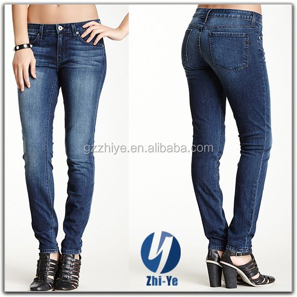 new arrival fashion casual wholesale skinny jeans