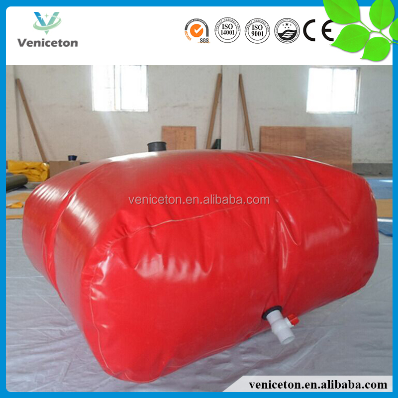 Veniceton Soft PVC foldable garden collapsible water tank used in home tank India