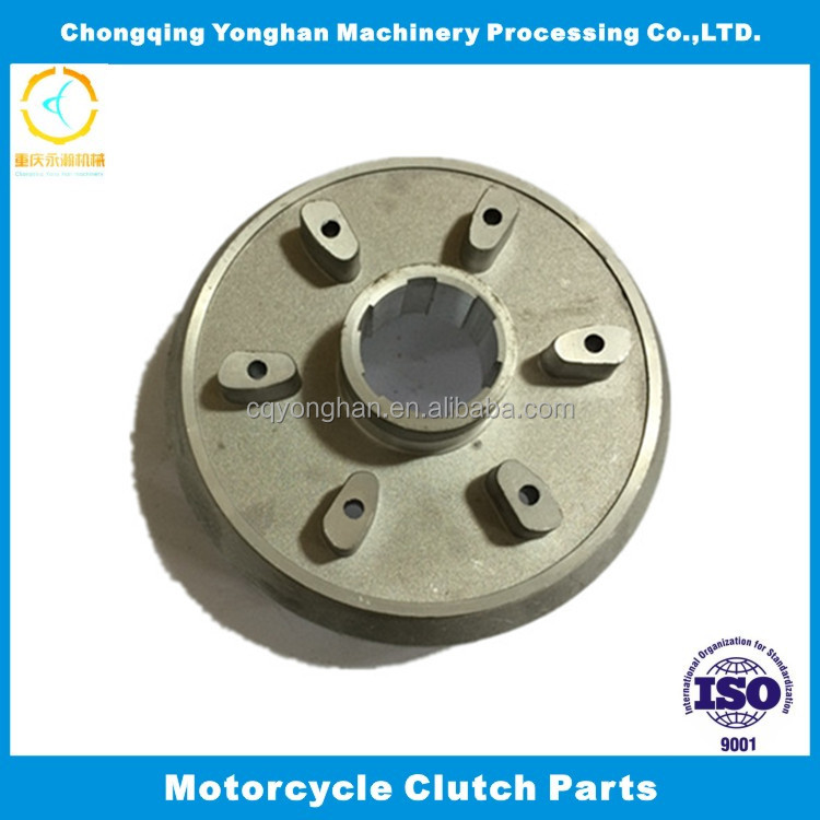 CG125 China motorcycle clutch box spare parts outer cover accessories