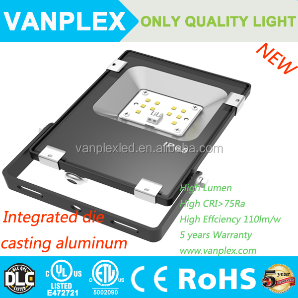 ip66 public pir sensor billboard 12v 100w led flood light