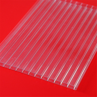 Plastic Polycarbonate Panel Building Materials Greenhouse Materials