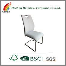 2016hot sale modern PU leather comfortable dining chair B8013-1