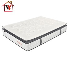 Modern Hotel Luxury Mattress European Bedroom Furniture