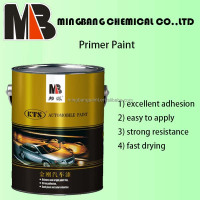 Anti rust epoxy primer paint for steel