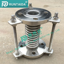 Manufacturing stainless steel bellow expansion joint metal bellow