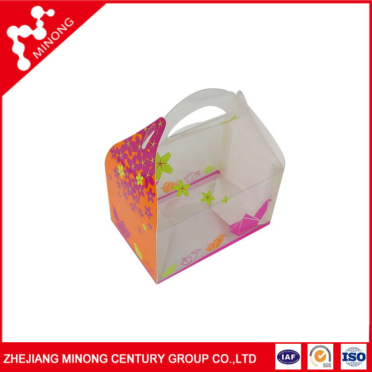 Hot Sale High Quality Mini Cupcake Plastic Boxes