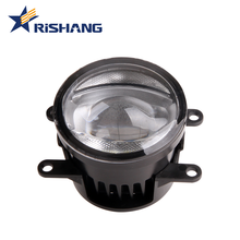High Quality 3 inch 24W lens projector LED Fog lamp DRL Car led light for Ford auto parts