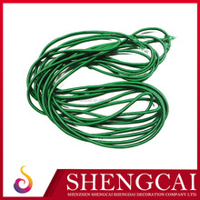High quality strong bungee round elastic cord ,elastic rubber cord 3mm