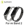 Metal Strap For Xiaomi Mi Band