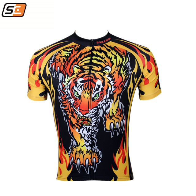 Latest Cheap Custom Cycling Garment/Shirt Jersey Fashion Sublimation