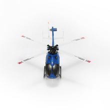 6ch brushless big rc helicopter toy with camera