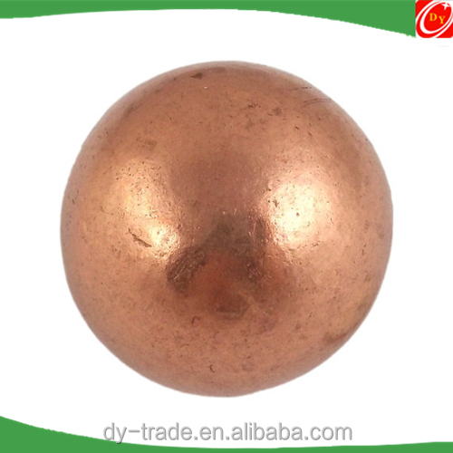 Large Pure Copper Sphere
