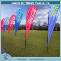 Best Flag - Polyester portable beach flag display