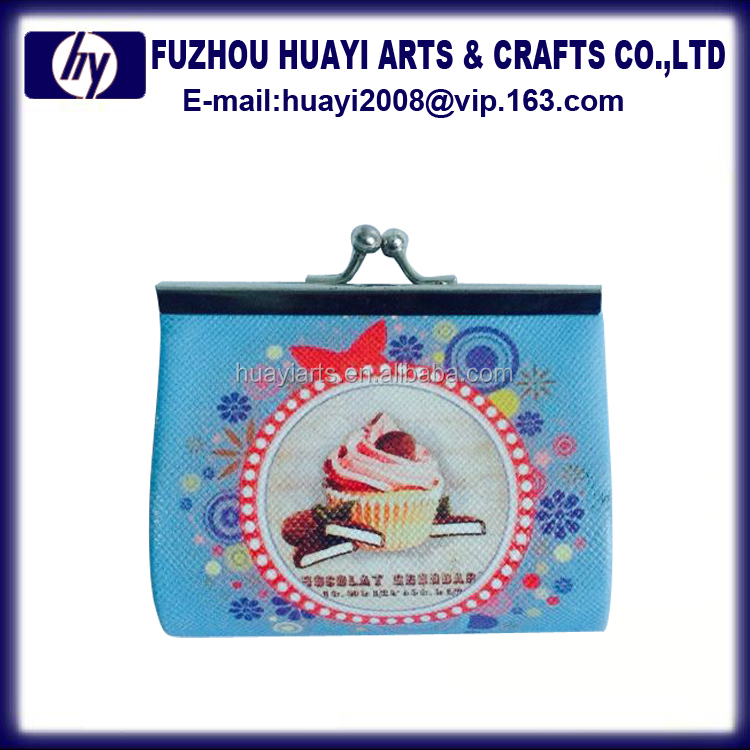 Wholesale pu coin purse women wallet coin pocket hot sale