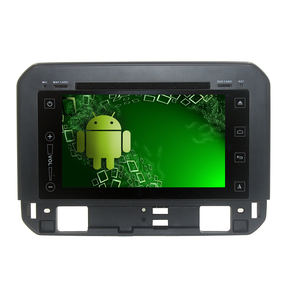 Octa Android 7.1 Car Head Unit For Suzuki Ignis Central multimedia with RDS BT WIFI Mirror-link