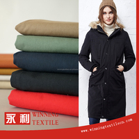 wholesale designer twill fabric for winter coat