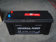 12V170AH power volt batteries N170 MF 12V 170AH car battery starting battery