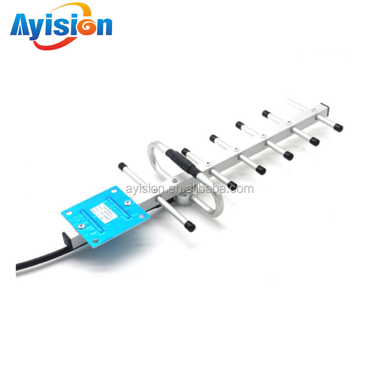 5 Unit 7 9 10 900MHz Yagi Antenna For Cell Phone Signal Booster