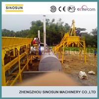 mobile asphalt mixing plant manufacturer,China hot manufacturer 8T/H small asphalt mixing plant