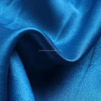 2015 Cheap bulk wholesale plain 100D Polyester viscose blend Fabric for Lady Dress Fabric