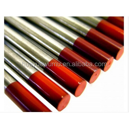 Thoriated Tungsten for tig welding WT20