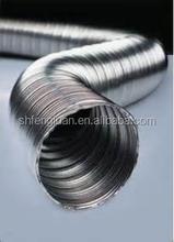 OEM High quality wire insulation sleeving pre insulated aluminum duct for HVAC system