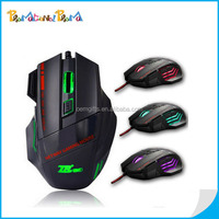 Wholesale USB Wired Optical Game Mouse