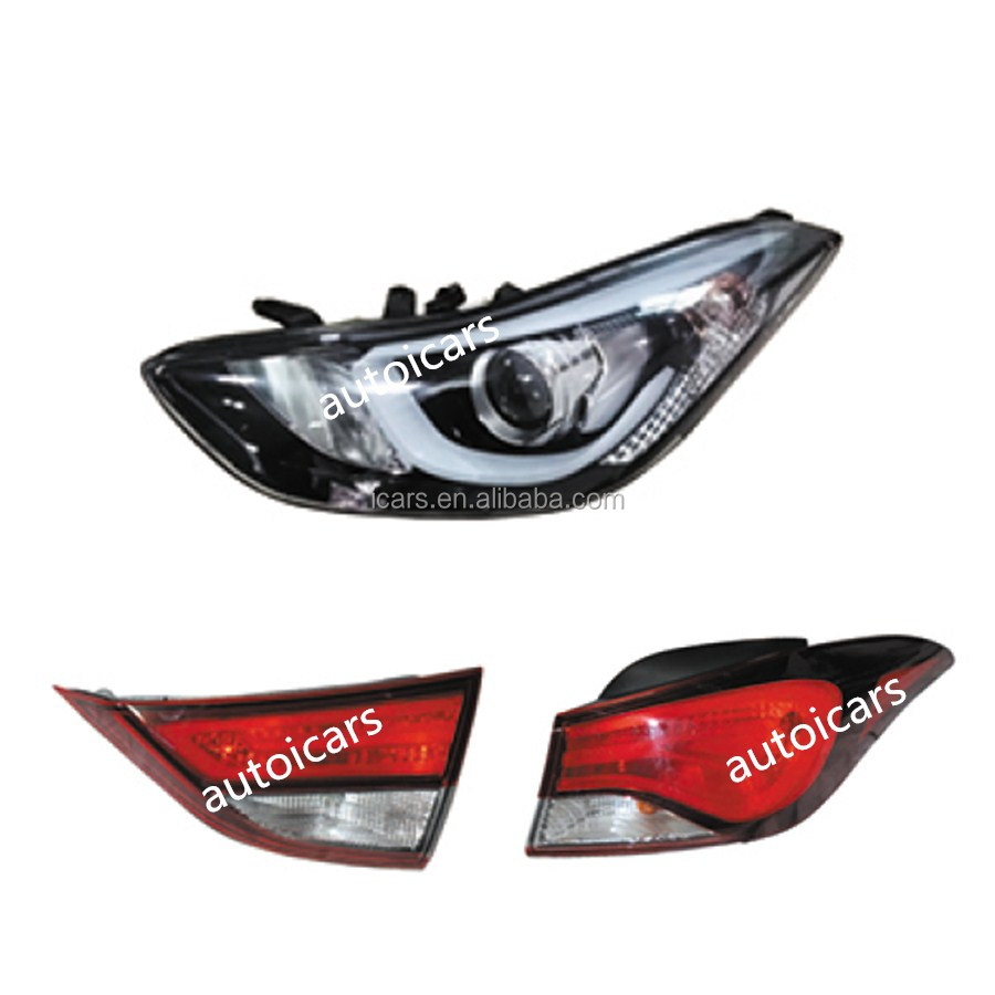 Good quality rear light tail lamp for Hyundai Elantra 2014