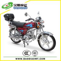70-A Moped New Cheap Motorcycle 110cc Engine Motorcycle Wholesale Manufacture Supply Directly EEC EPA DOT