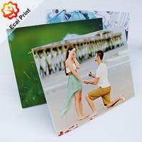 wholesale nice wooden sublimation digital photo frame