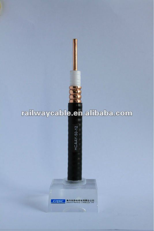 "China 1/4"" 3/8"" 1/2"" rf coaxial feeder cable"