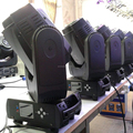 New 90W led moving head, spot moving head light