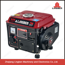high quality low price 950 portable gasoline generator generator for sale philippines LB950-B