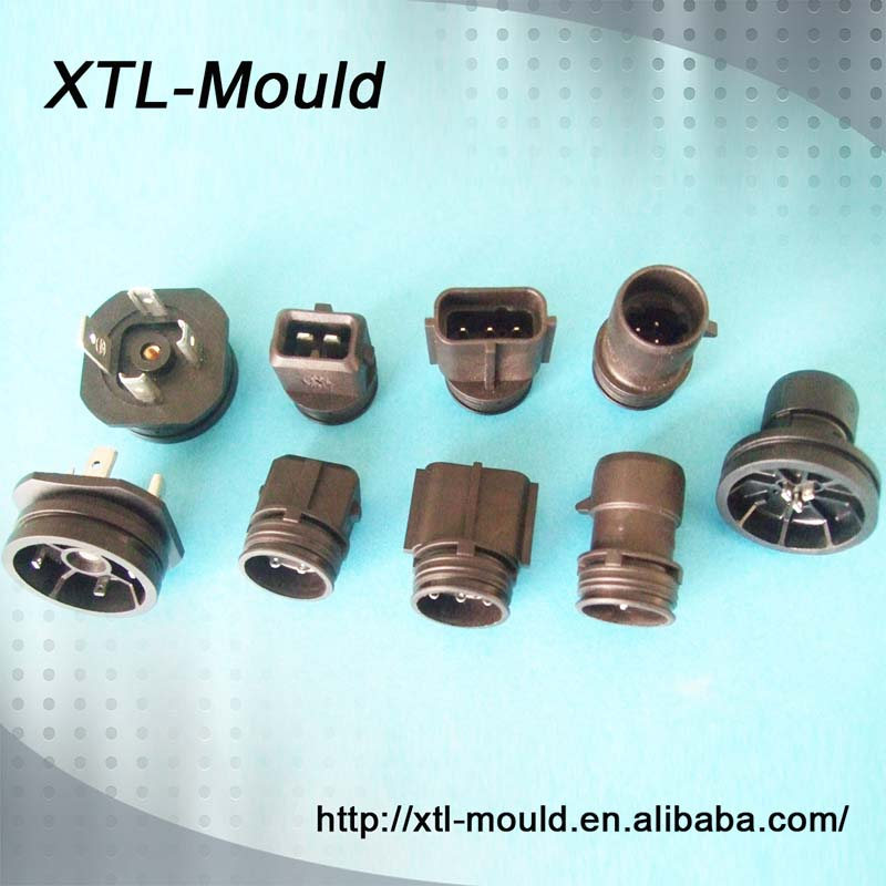 Engineering Plastic Molded Components Part with Best Service Including After Sale Service